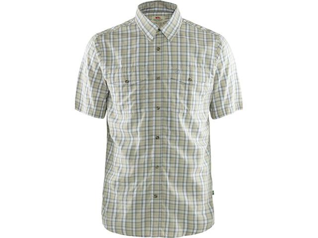 Fjällräven Abisko Cool Camiseta manga corta Hombre, shark grey